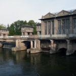 Подебрадская ГЭС на Эльбе