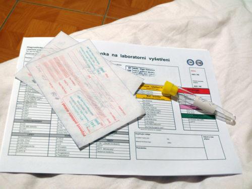 Паспорт Здоровья Работника бланк