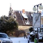 Первый настоящий снег