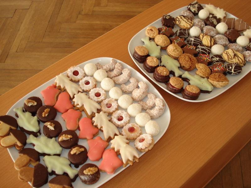 рождественское печенье в германии рецепт