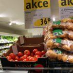 Скидки в подебрадском супермаркете «Альберт»