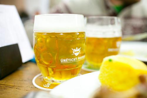 Унетицкая пивоварня / Únětický pivovar