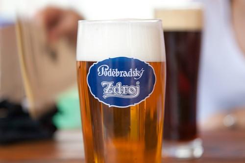 Пиво Подебрадский источник / Pivo Poděbradský zdroj