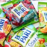 Чешские фруктовые леденцы Бон Пари