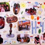 Стенгазеты групп 2010/11 учебного года