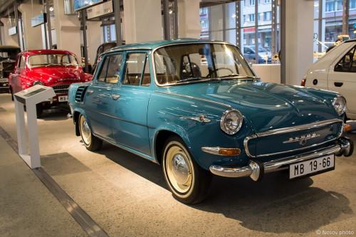 Skoda 10001100MB (1964 – 1969)