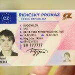Обмен российских водительских прав на чешские (ЕС)