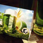 Зеленое пиво в Зеленый четверг