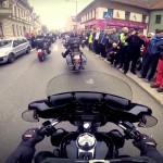 Harley Davidson — Poděbrady 2014 (видео)