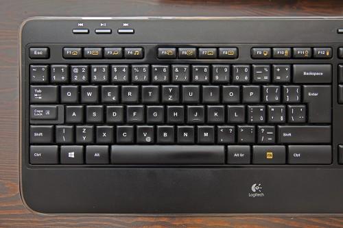 Чешская клавиатура