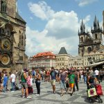 Поток русских студентов в Чехию сократился вдвое