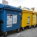 Европейцы собирают мусор раздельно