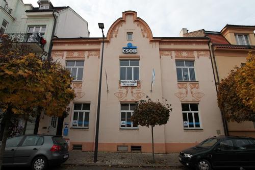 ČSOB в Подебрадах (Чехия) / ČSOB v Poděbradech