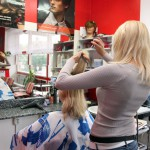 Первый опыт услуг чешской парикмахерской