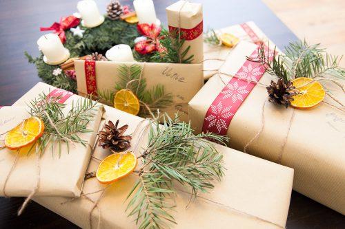 Новогодние, рождественские подарки