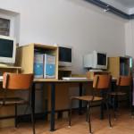Компьютерный класс в общежитии