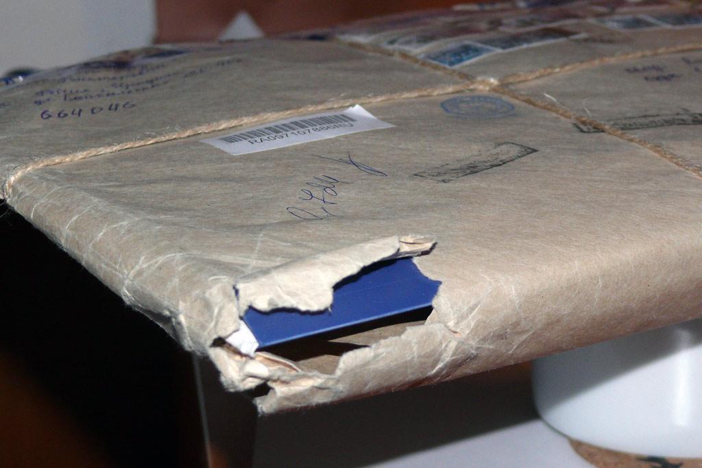 Как отправить посылку в чехию из россии