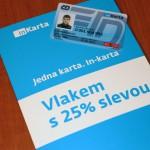 In-Karta дает на ЖД скидку от 25%