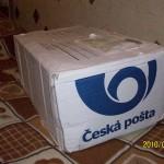 Посылка из Чехии в Россию