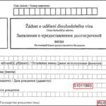 Образцы заполнения анкет на визу и ВНЖ