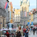 Песня о летних курсах в Праге