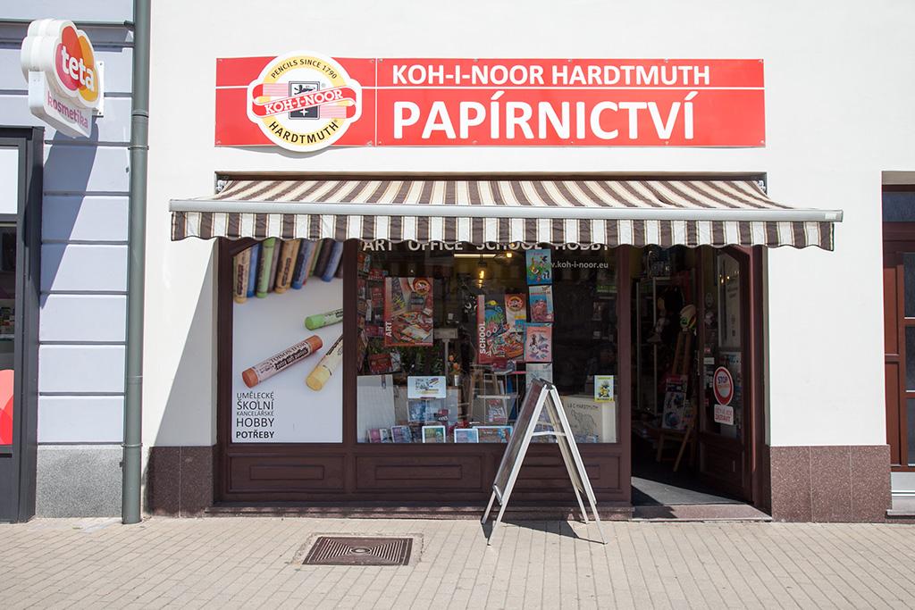 61dc6ea35960 Компания Koh-i-Noor Hardtmuth была основана в Австрии в конце XVIII века,  но спустя полвека наследники перенесли производство в чешский город ...