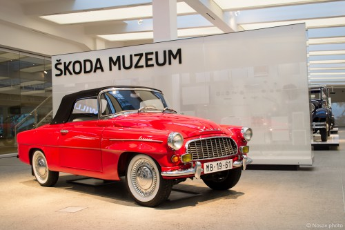 Skoda Felicia (1959 - 1964)