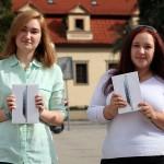 15 сентября были вручены два iPad mini победителям конкурса