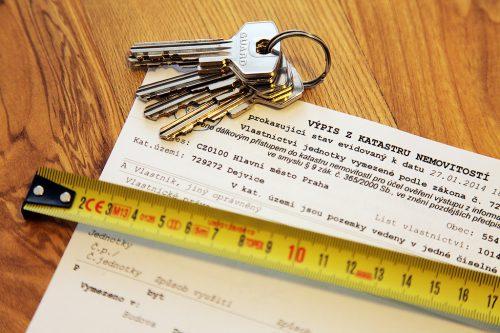 Кадастр недвижимости в Чехии
