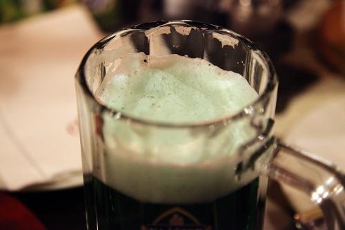 Зеленое пиво Красличак (Velikonoční Krasličák)
