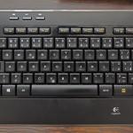 Чешская раскладка клавиатуры