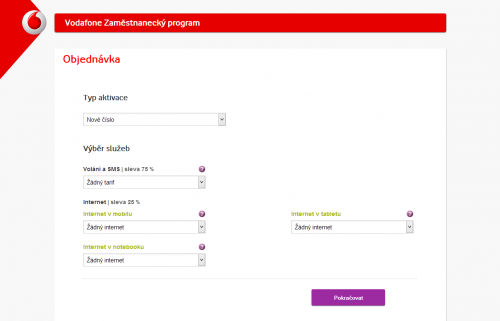 Vodafone In-Karta
