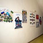 Стенгазеты групп 2013/14 года