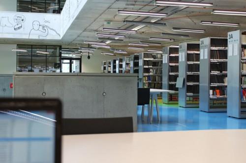 Национальная техническая библиотека в Праге / Národní technická knihovna