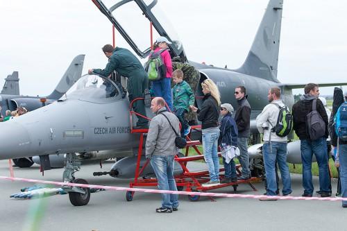 День открытых дверей 2015 на авиабазе в Чаславе / Den otevřených dveří 2015 na letecké základně Čáslav