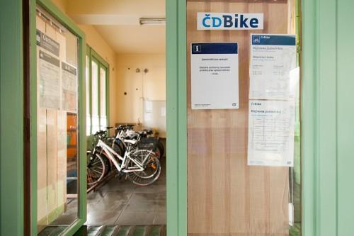 ČD Bike в Подебрадах