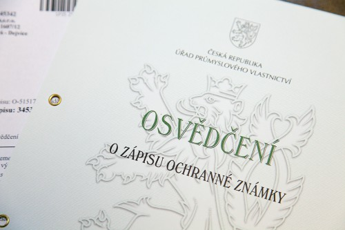 Товарный знак Подебрады.ру / Ochranná známka Poděbrady.ru