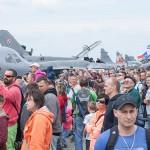 День открытых дверей на авиабазе в Чаславе