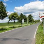Из Праги до Подебрад 57 км на велосипеде