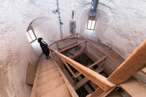 Башня подебрадского замка / Zámecká věž v Poděbradech