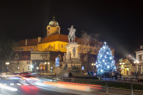 Новый год в Подебрадах / Silvestr v Poděbradech