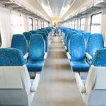Новые поезда с кондиционером и розетками