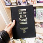 В Чехии свободно продается «Майн кампф» Гитлера!