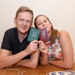 Допрос для воссоединения с гражданкой Чехии