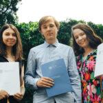 Вручение сертификатов 2021